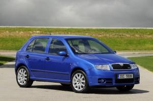 Škoda Fabia I RS