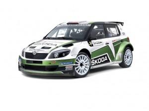 Škoda Fabia Rally